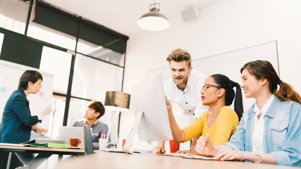 a study of team work Findings of this study would assist organizations in coming up with staff training programmes, which would help create employee satisfaction and loyalty in order to do that, a business.