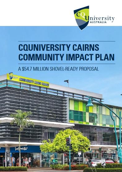 CQUniversity Community Impact Plan