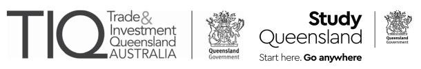 Trade & Investment QLD | Study QLD