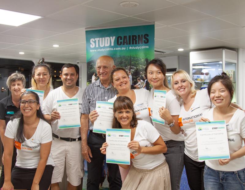 Friendship Ceremony | Study Cairns