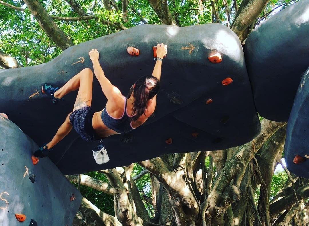 Cairns Bouldering Park. Photo IG @imogen_elsie