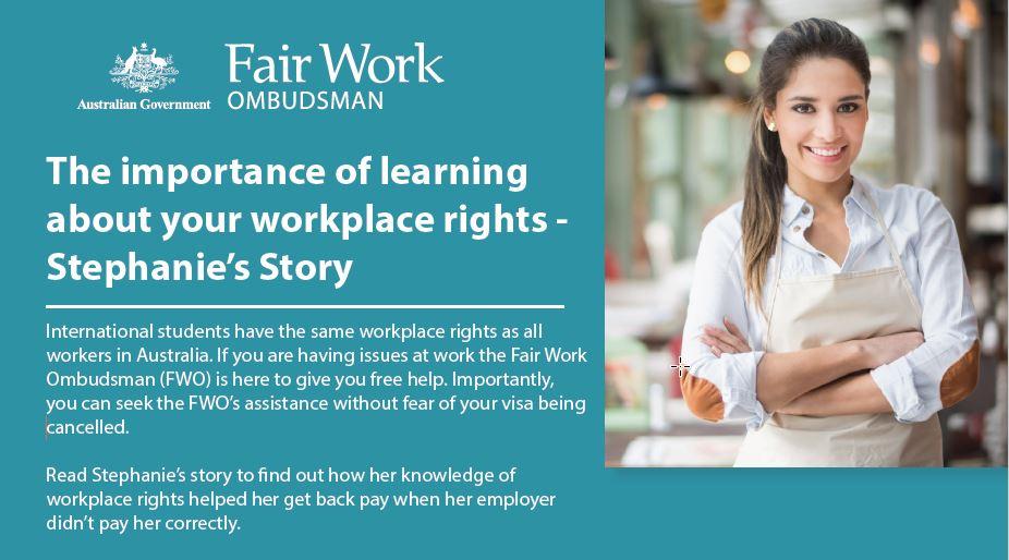 FWO Case Study Stephanies Story