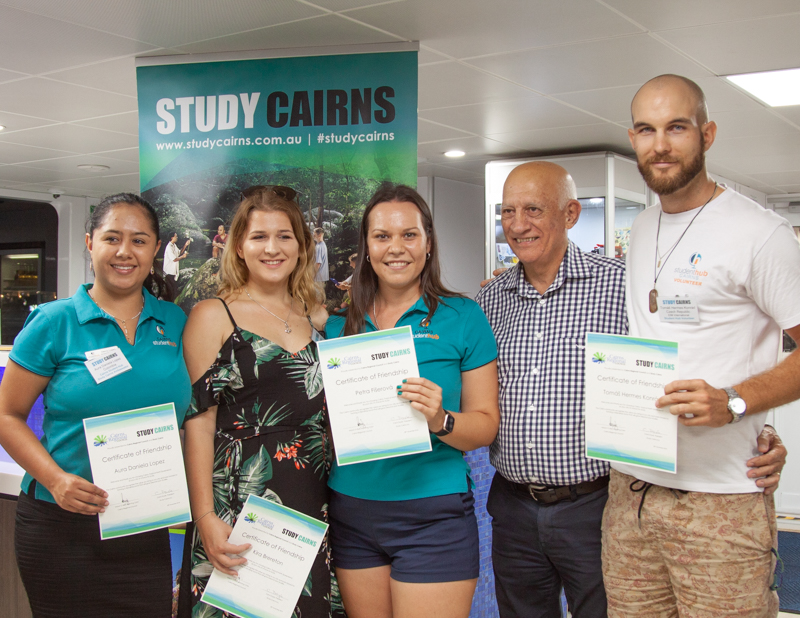 Friendship Ceremony | Study Cairns